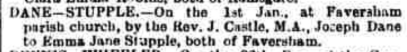 Canterbury Journal, Kentish Times and Farmers' Gazette January 11, 1896