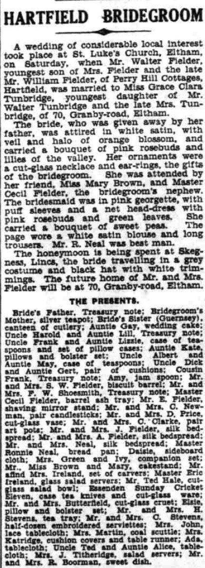Kent & Sussex Courier - 3 Jul 1936