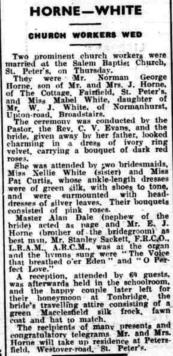 Thanet Advertiser - 10 August 1937
