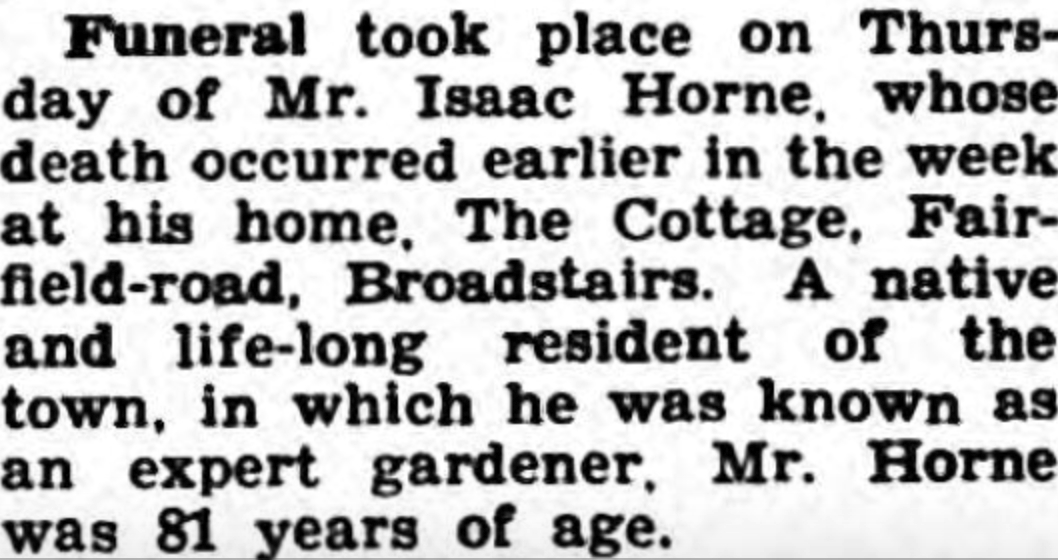 Thanet Advertiser 21 Sep 1948