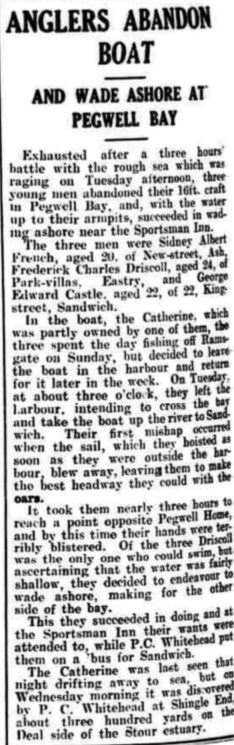 Thanet Advertiser - 23 Oct 1934