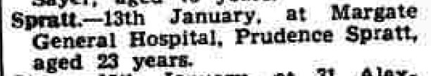 Thanet Advertiser - 28 Jan 1949