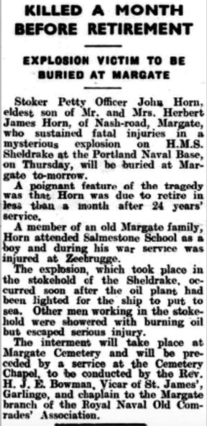 Thanet Advertiser - 7 Feb 1939