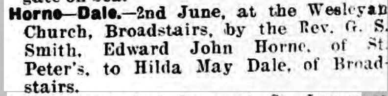 Thanet Advertiser June 10, 1932
