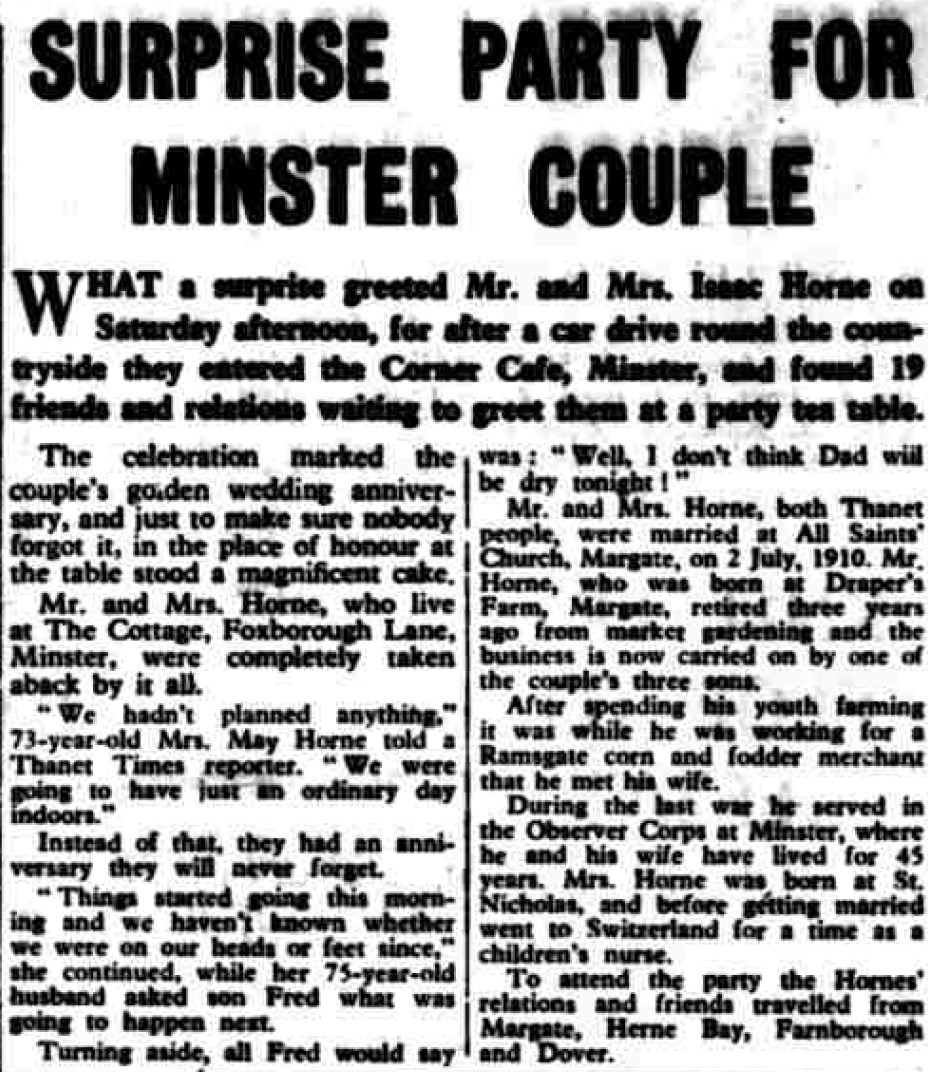 Thanet Times July 5, 1960