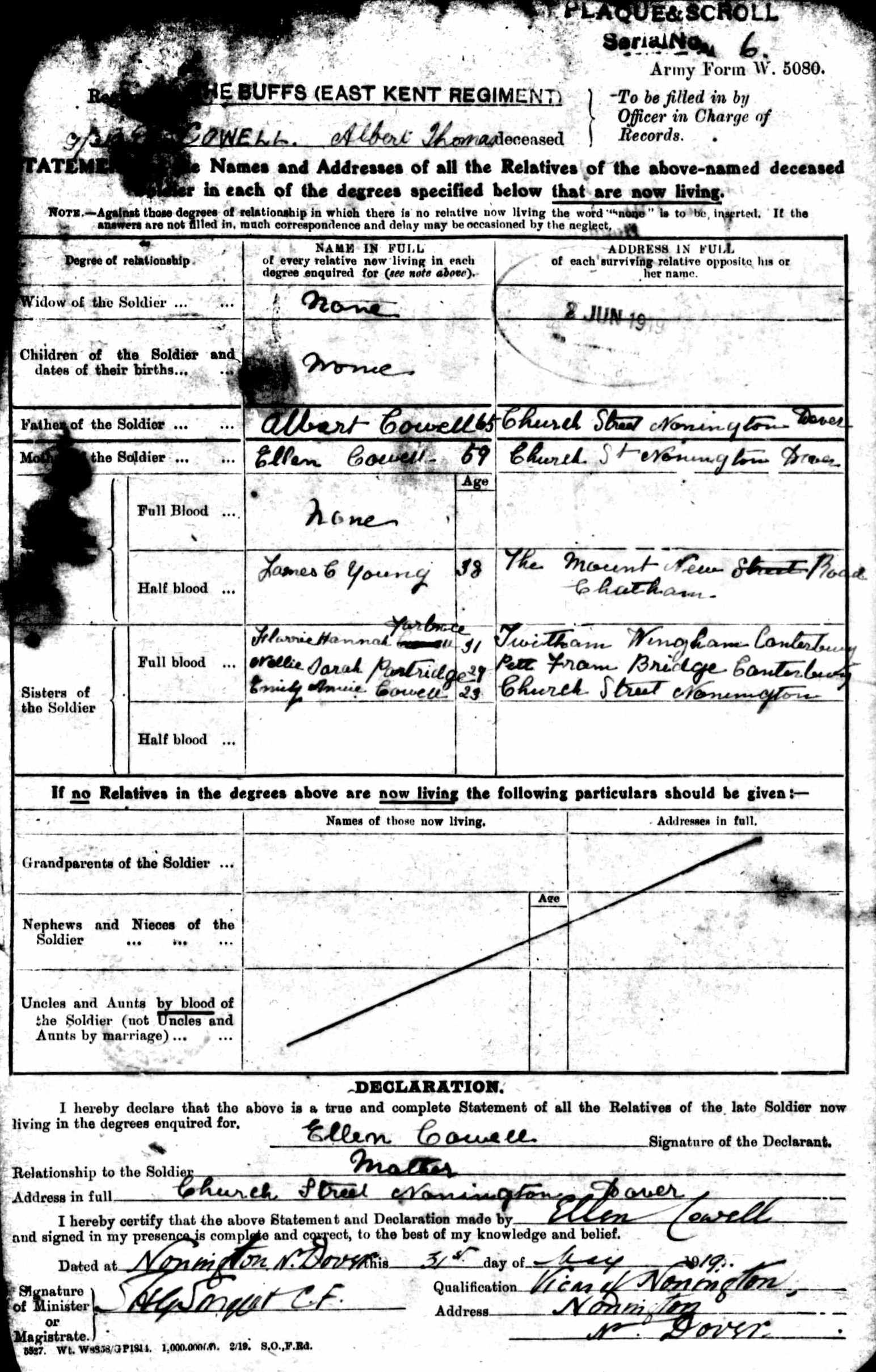 WW1 record - page 4